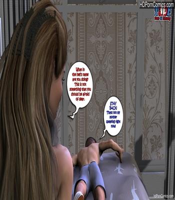 Y3DF – Parasites of Evil 1-2101 free sex comic