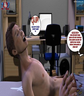 Y3DF – Parasites of Evil 1-2106 free sex comic
