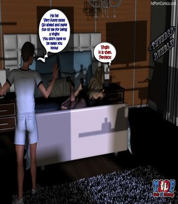 Y3DF – Parasites of Evil 1-213 free sex comic