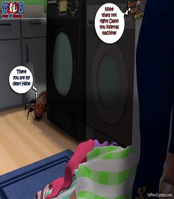 Y3DF – Parasites of Evil 1-214 free sex comic