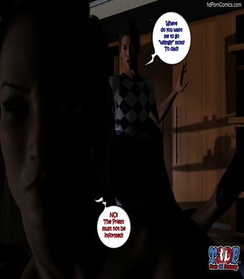 Y3DF – Parasites of Evil 1-217 free sex comic