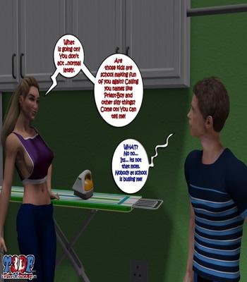 Y3DF – Parasites of Evil 1-228 free sex comic