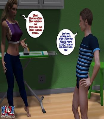Y3DF – Parasites of Evil 1-232 free sex comic