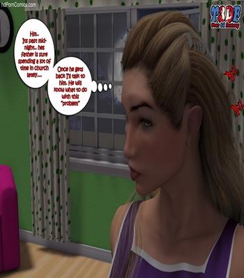 Y3DF – Parasites of Evil 1-242 free sex comic