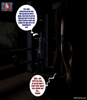 Y3DF – Parasites of Evil 1-25 free sex comic