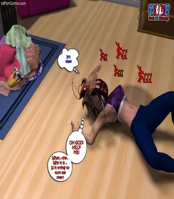 Y3DF – Parasites of Evil 1-254 free sex comic