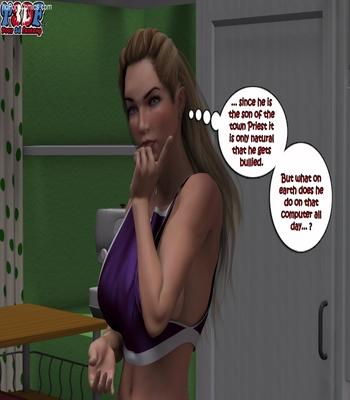 Y3DF – Parasites of Evil 1-26 free sex comic