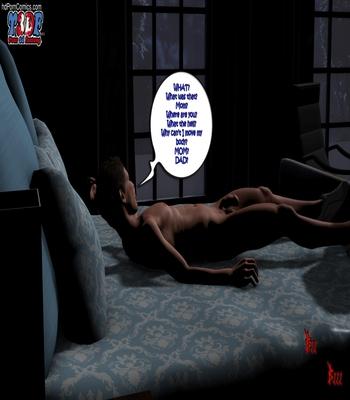 Y3DF – Parasites of Evil 1-263 free sex comic