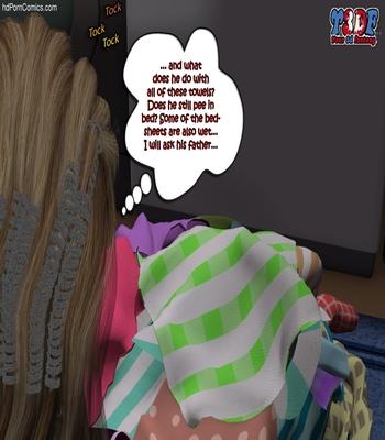 Y3DF – Parasites of Evil 1-28 free sex comic