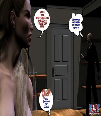 Y3DF – Parasites of Evil 1-288 free sex comic