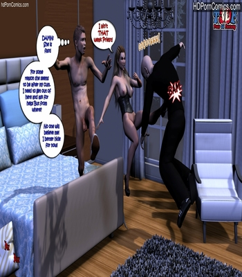 Y3DF – Parasites of Evil 1-291 free sex comic