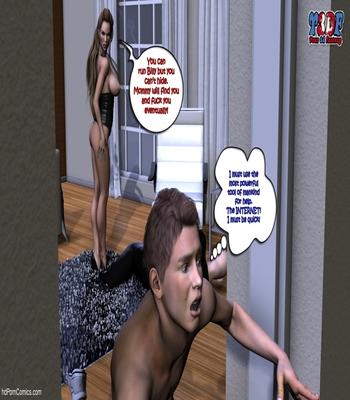 Y3DF – Parasites of Evil 1-294 free sex comic