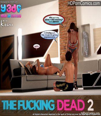 Y3DF – The Fucking Dead 21 free sex comic