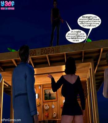 Y3DF – Who Did It 134 free sex comic