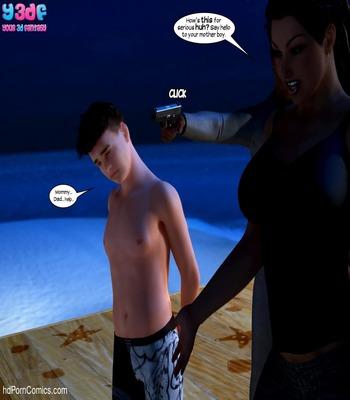 Y3DF – Who Did It 135 free sex comic