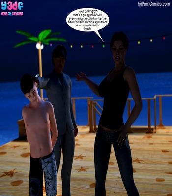 Y3DF – Who Did It 137 free sex comic