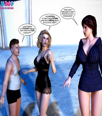Y3DF – Who Did It 140 free sex comic