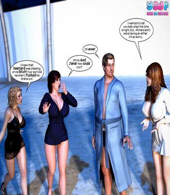 Y3DF – Who Did It 143 free sex comic
