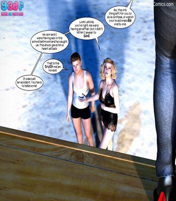 Y3DF – Who Did It 149 free sex comic