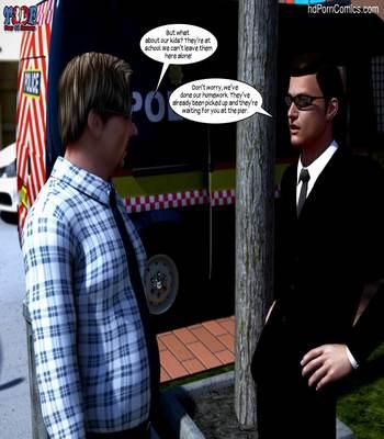 Y3DF – Who Did It 313 free sex comic