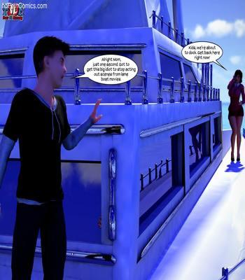 Y3DF – Who Did It 320 free sex comic