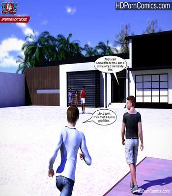Y3DF – Who Did It 321 free sex comic