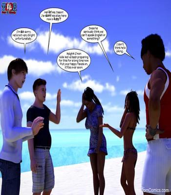 Y3DF – Who Did It 322 free sex comic