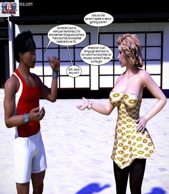 Y3DF – Who Did It 324 free sex comic