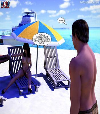 Y3DF – Who Did It 330 free sex comic