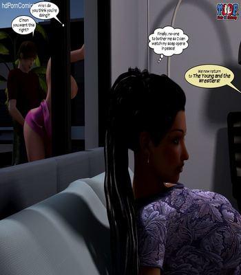 Y3DF – Who Did It 357 free sex comic