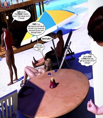 Y3DF – Who Did It 380 free sex comic