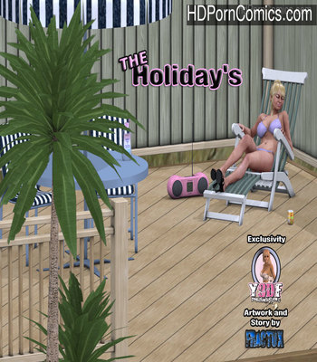 Y3DF - Holiday1 free sex comic
