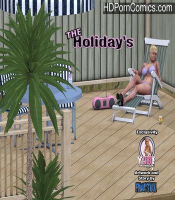 Porn Comics - Y3DF – Holiday free Porn Comic