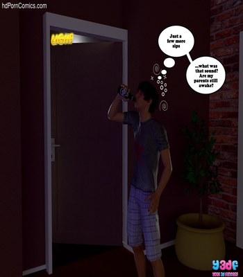 Y3DF - The -bang 24 free sex comic