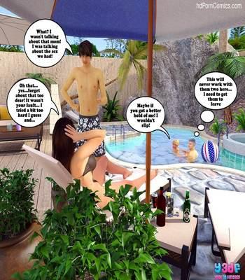 Y3DF - The -bang 245 free sex comic
