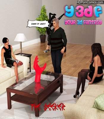 Y3DF - The Seeker1 free sex comic