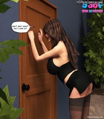 Y3DF - The Seeker11 free sex comic