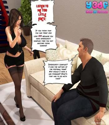 Y3DF - The Seeker7 free sex comic