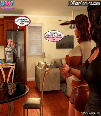Y3DF Release free Porn Comic sex 21