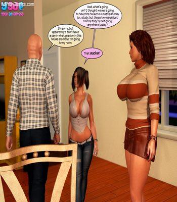 Y3DF Release free Porn Comic sex 23