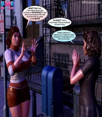 Y3DF Release free Porn Comic sex 27