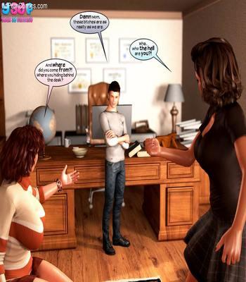 Y3DF Release free Porn Comic sex 40