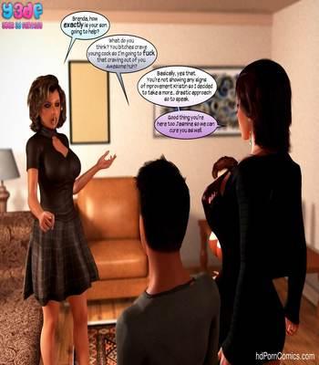 Y3DF Release free Porn Comic sex 42