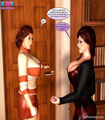 Y3DF Release free Porn Comic sex 46