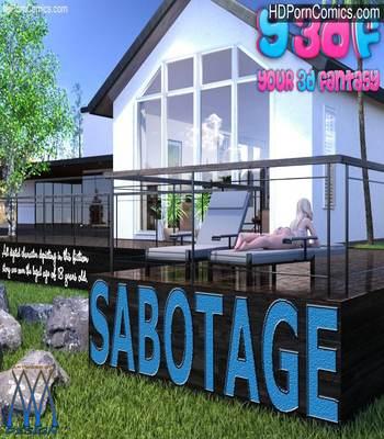 Y3DF- Sabotage1 free sex comic