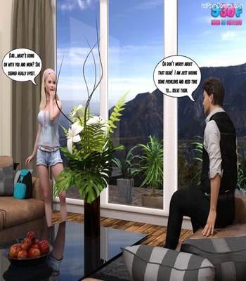 Y3DF- Sabotage15 free sex comic
