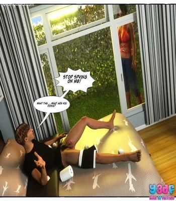 Y3DF- Something is Bugging Me23 free sex comic