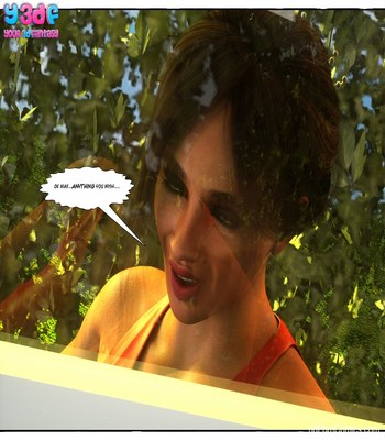 Y3DF- Something is Bugging Me24 free sex comic