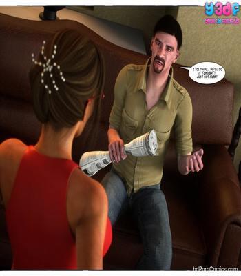 Y3DF- Something is Bugging Me5 free sex comic