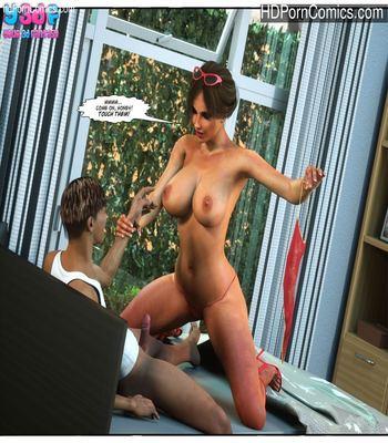 Y3DF- Something is Bugging Me51 free sex comic